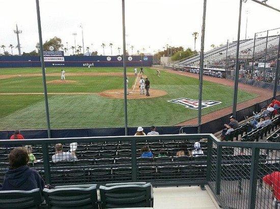 University of Arizona : Hi Corbett Field