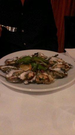 Restaurant Mystique: Oysters Kilpatrick