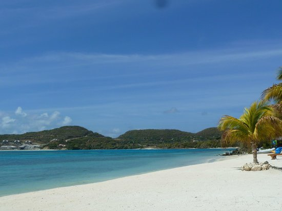 Canouan Resort at Carenage Bay - The Grenadines: Plage