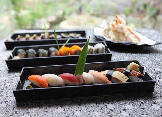 Restaurante Japones Shogun: Surtido