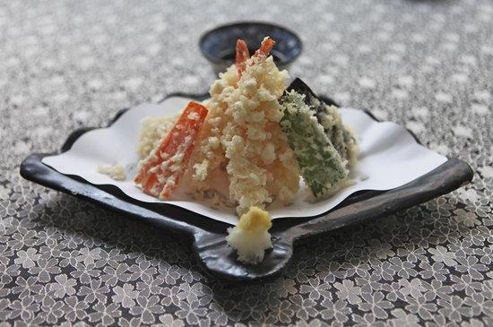 Restaurante Japones Shogun: Tempura Moriawase