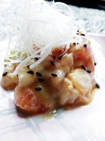 Restaurante Japones Shogun: Nuta