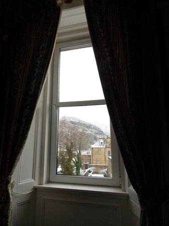 Gifford House : Fue genial despertarnos con esa vista