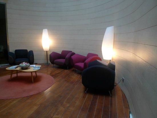 Gran Hotel Domine Bilbao: Dans le hall