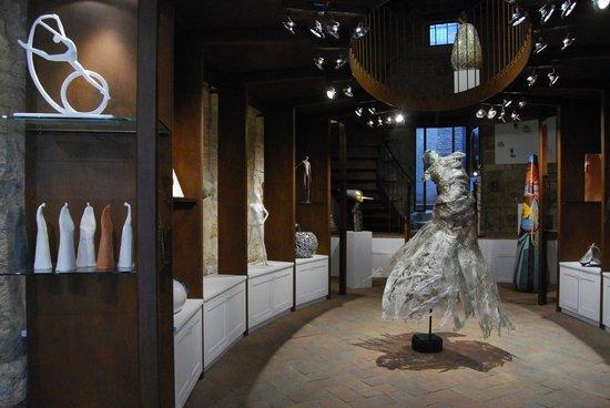 iSculpture - Italian Contemporary Sculpture Gallery - San Gimignano
