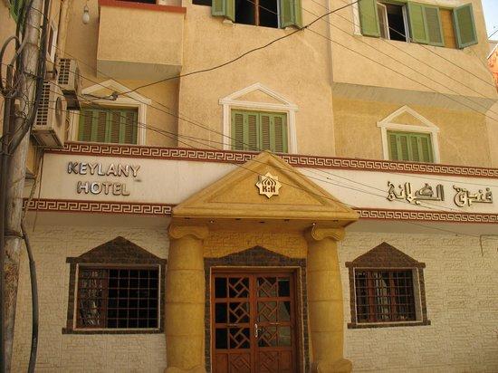 Keylany Hotel : Edificio hotel