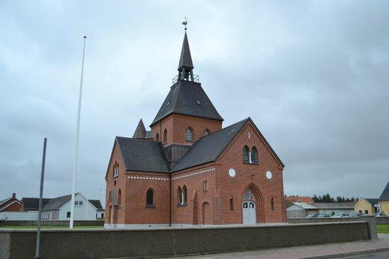 Vorupor Kirke