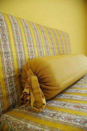 B&B Locanda di Pietracupa: camera gialla