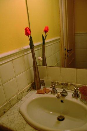 B&B Locanda di Pietracupa: bagno