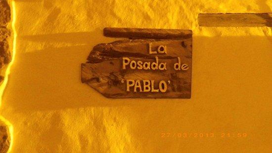 Posada de Pablo 2 : Entrada