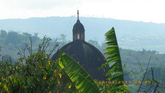 Posada de Pablo 2 : Vista panoramica desde la posada