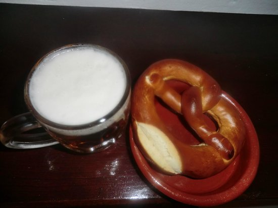 La Taskita Alemana: B&B Beer and Brezel