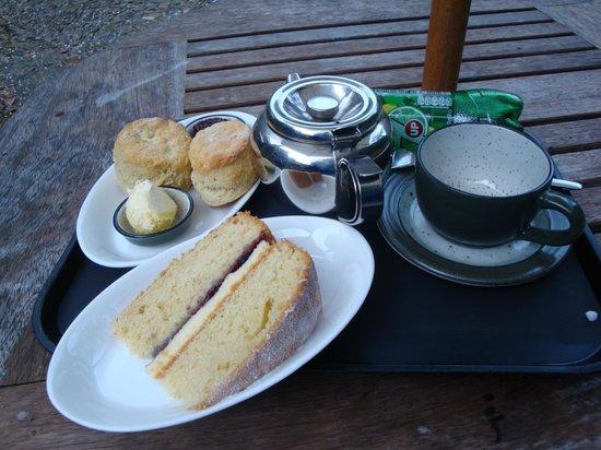 Watersmeet House: Devon Cream Tea