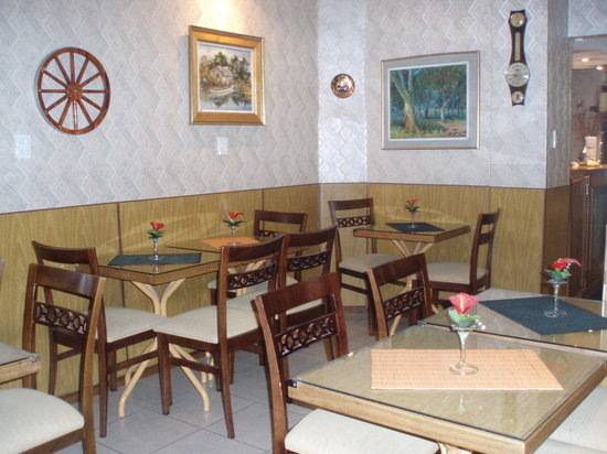 Petit Hotel : Comedor