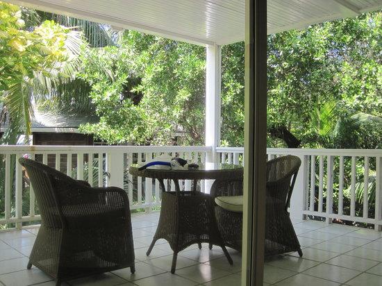 Paradise Beach Hotel: Balcony