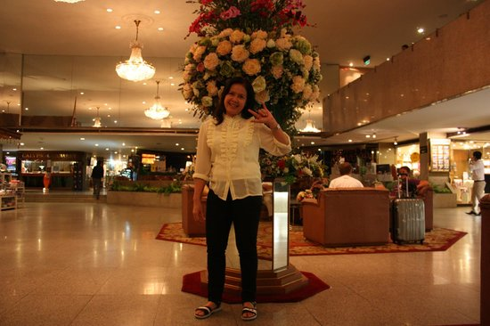 Asia Hotel Bangkok, Lobby
