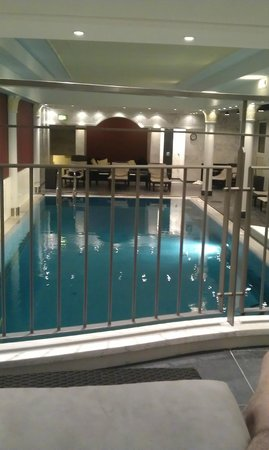 The Westin Grand Frankfurt: Indoor Pool