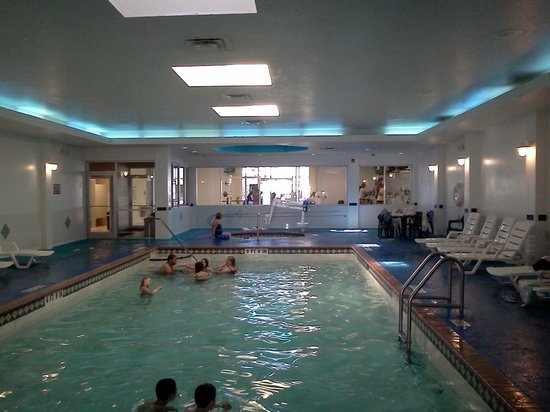 Grand Seas Resort: Indoor Pool