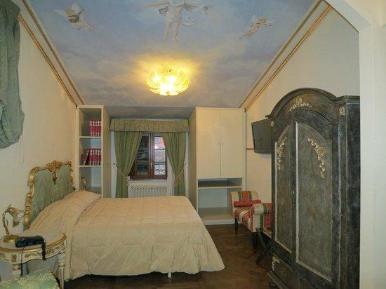 Hotel Palazzo Alexander: Top floor suite