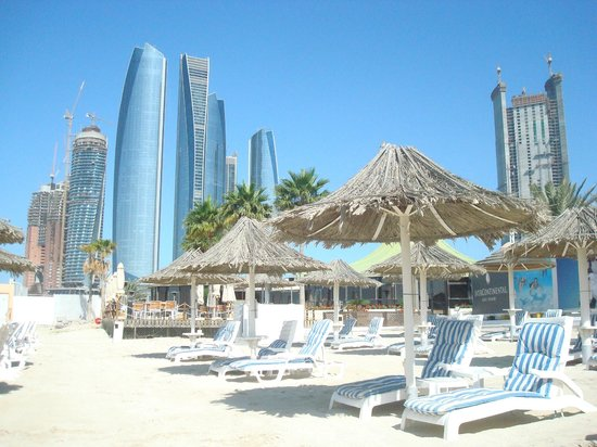 InterContinental Abu Dhabi: Beach2