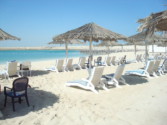 InterContinental Abu Dhabi: Beach1