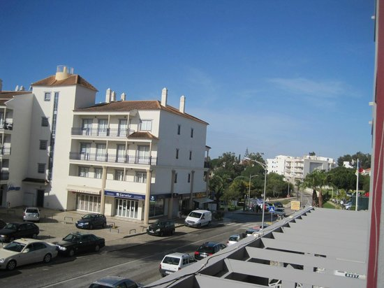 Oura Praia Hotel : View from apartment