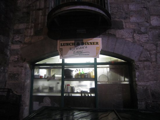 The Seafood Bar @ Kirwan's: Kirwan's Lane Restaurant