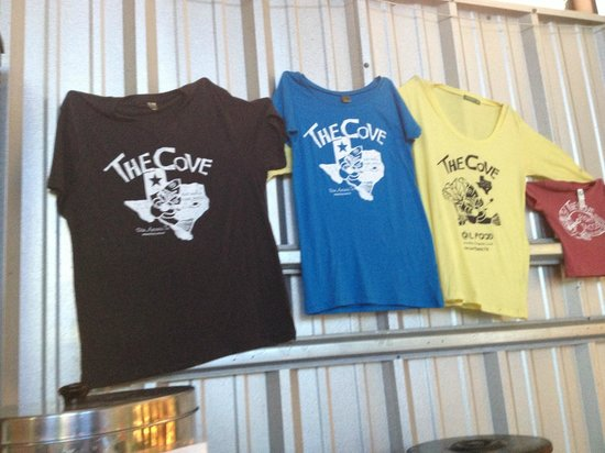 The Cove: T*Shirts anyone?