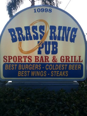 Image result for brass ring pub