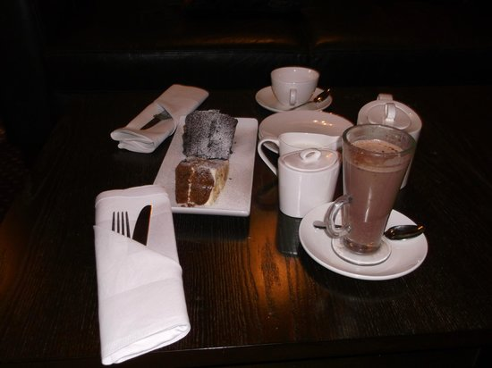 Ghyll Manor Hotel & Restaurant: Afternoon Tea