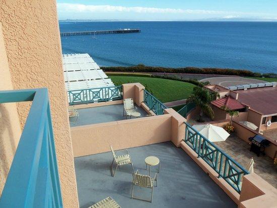 San Luis Bay Inn : picture perfect views!