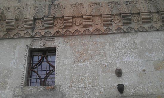 Hitit hotel facade