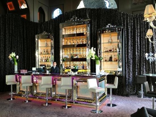 Palais Namaskar : Beautiful designed bar