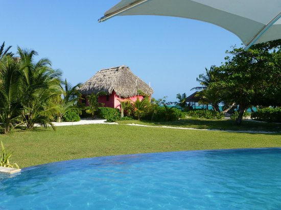 Matachica Resort & Spa: Infinity pool