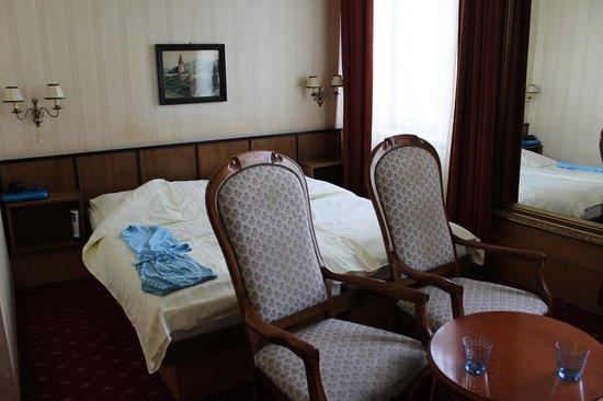 Pension Residenz: unser Zimmer