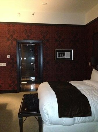 Hard Rock Hotel and Casino: bedroom
