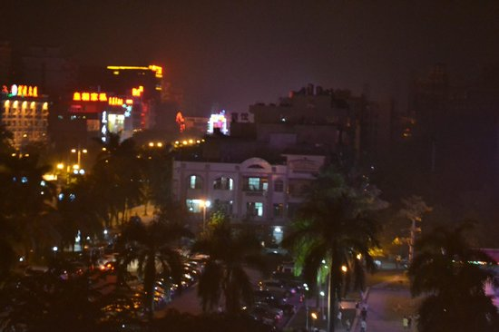 Taimei Boutique Hotel Int'l: View from room