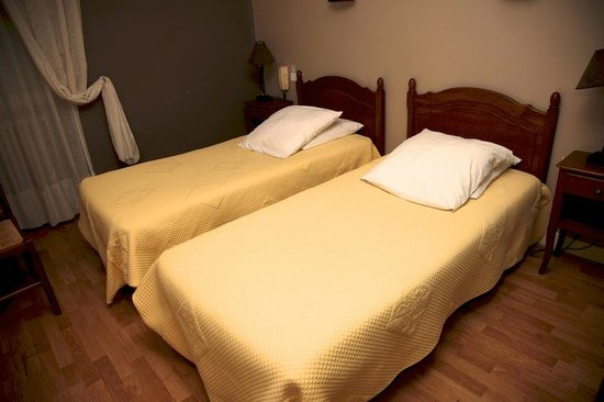 Hotel Moderne : chambre Twin