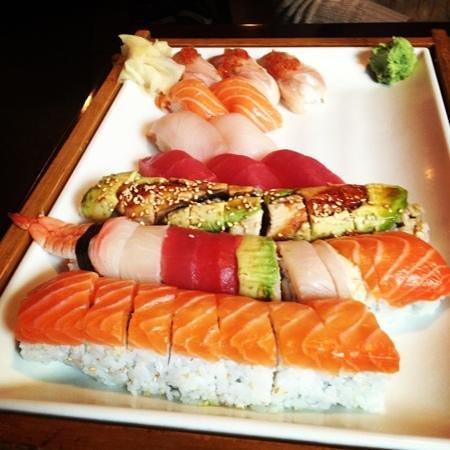 Izumi Japanese Restaurant: Good eats!