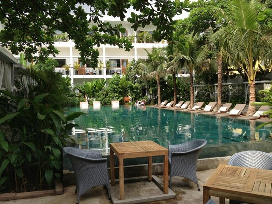 Plantation - urban resort & spa: Pool