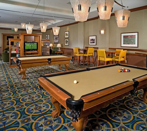 Georgia Tech Hotel and Conference Center: Club Room