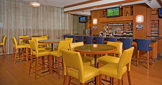Georgia Tech Hotel and Conference Center: Club Room Bar