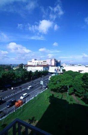 Atrium Premiere Hotel Yogyakarta: View From Room 607