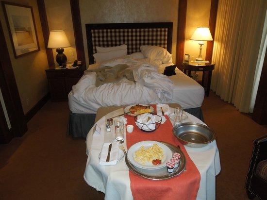 威斯勒四季度假酒店照片