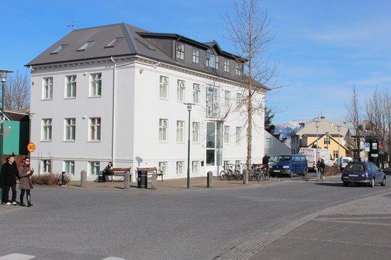 Hotel Leifur Eiriksson: Hotel Liefur Eiriksson