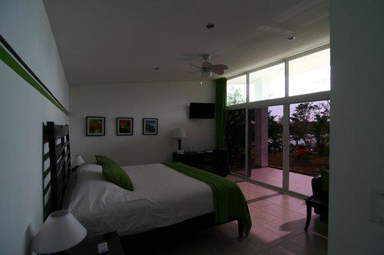 Hotel Bocas del Mar: Our room