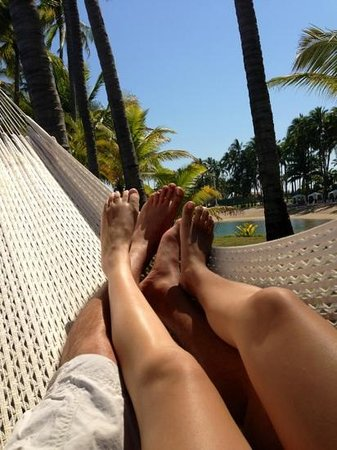 Grand Isla Navidad Resort: relajados!