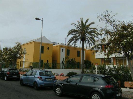 Apartamentos Judoca Beach : knap appartement