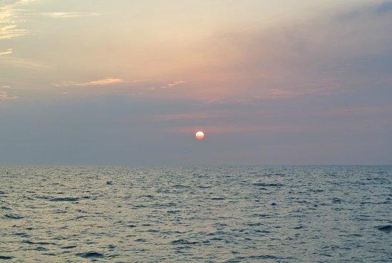 Liberty Fleet of Tall Ships: Another Sunset