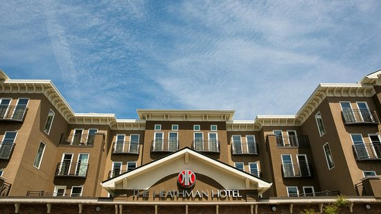 The Heathman Hotel Kirkland: The Heathman Hotel Downtown Kirkland